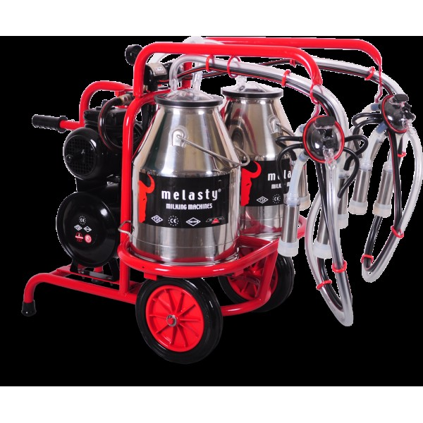 Double Milking Machine (Electrical )